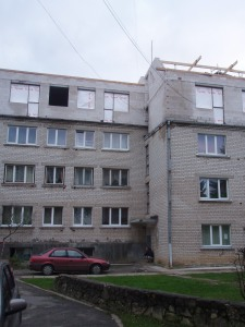 Vai tiešām šeit nekāda riska nav? Vai ēkas īpašnieki garantē?!